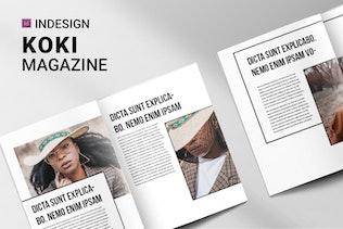 Thumbnail for Koki | Magazine