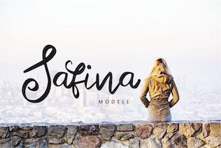 Monalisa | Beauty Script Handwritten