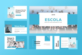 Escola - Education Keynote Presentation