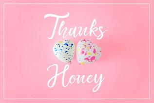 Thumbnail for Sweet Candy Pink Beautiful Script