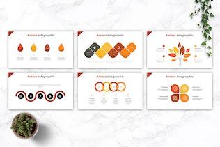 Thumbnail for ANTARA - Business Company Profile Keynote Template
