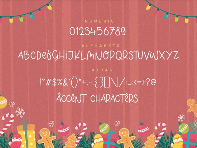 Blinky Season Handwriting Font YH - product preview 1