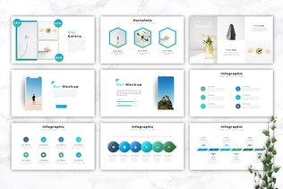 Thumbnail for SAVIAL - Creative Powerpoint Template