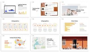Thumbnail for Ideas - Creative Keynote Template