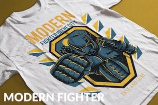 Thumbnail for Modern Fighter