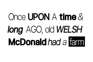Orion Pro Modern Sans-Serif / Display Typeface