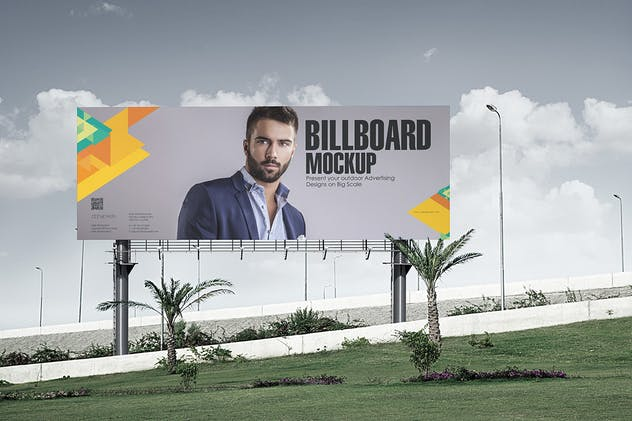 Billboard Mockups - product preview 0