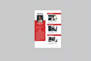Thumbnail for Worthy Resume Designer