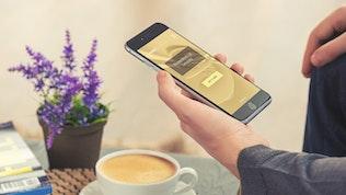Thumbnail for Smartphone Mockup / Real Environment