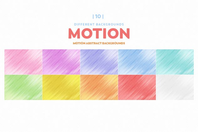Motion Abstract Backgrounds - product preview 5