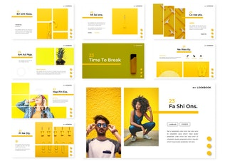 Thumbnail for Colouriest | Powerpoint Template