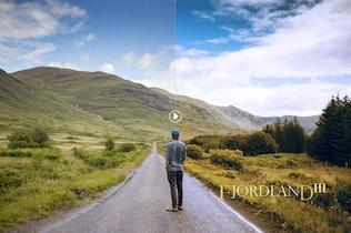Thumbnail for Fjordland Landscape Photoshop Actions