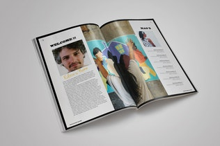 Thumbnail for InDesign Template