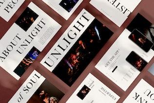 Thumbnail for Unlight Google Slides