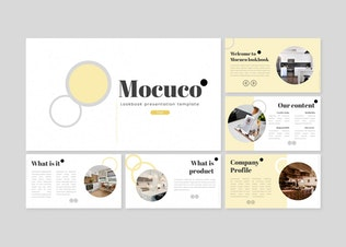 Thumbnail for Mocuco - Google Slides Template