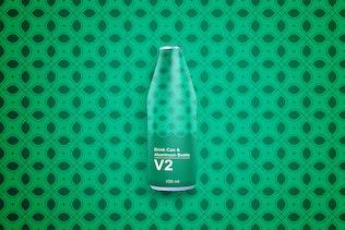 Thumbnail for Drink Can & Aluminum Bottle V.2