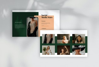 Makena - Creative Keynote Template