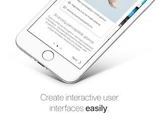 Thumbnail for Split iOS UI Kit