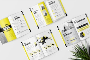 Thumbnail for Yellow - Business Annual Report