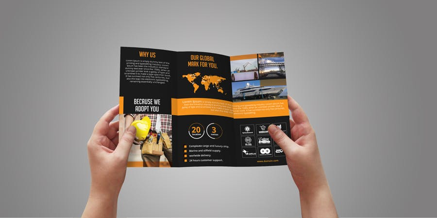 Trifold Brochure - product preview 6