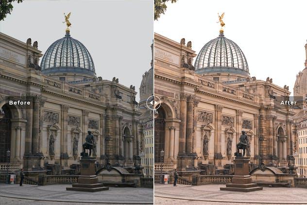 Dresden Mobile & Desktop Lightroom Presets - product preview 4