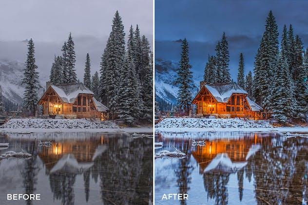 Landscape Lightroom Presets - product preview 11