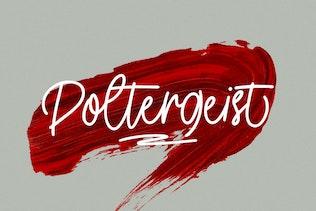 Thumbnail for Hartwod Handwritten Font