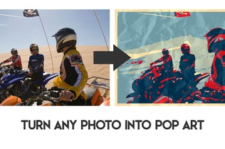 Thumbnail for Hope Pop Art Generator