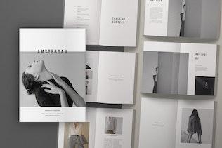 Thumbnail for Amsterdam Minimalist Lookbook