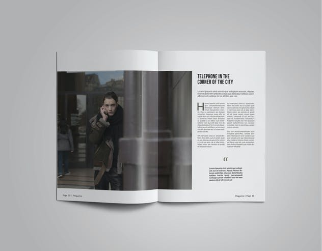Simple Magazine - product preview 4