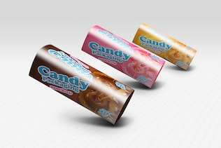 Thumbnail for Candy Packaging Mockups