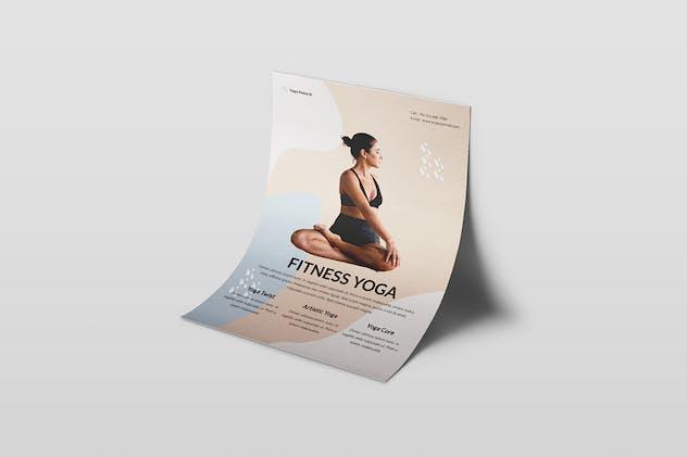 Yoga Flyer Tempate