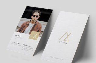 Thumbnail for Creative Agency Business Card