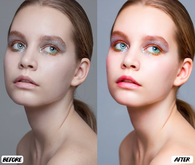 Skin Retouch Lightroom Presets - product preview 0