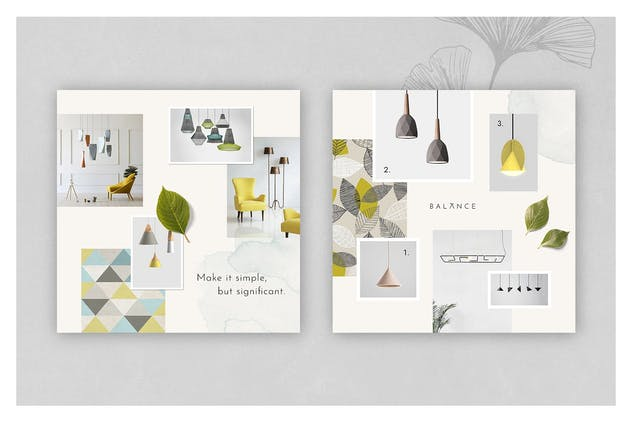 Tanska Mood Boards Collection - product preview 5