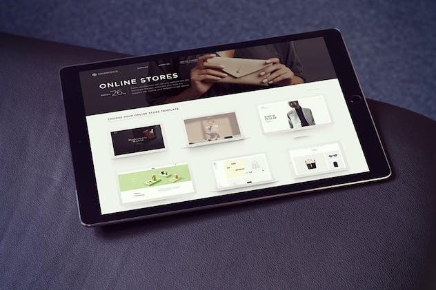 iPad Pro Mockups v1