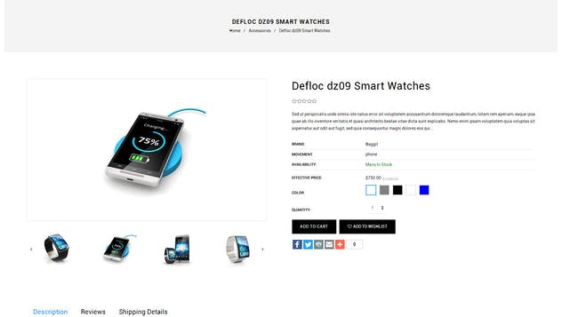 Super Shop | Multipurpose, MultiStore Shopify - product preview 4