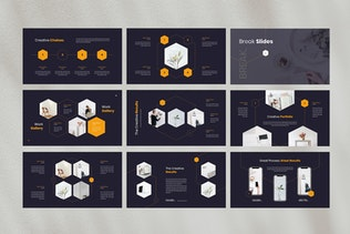 Thumbnail for Point - Creative PowerPoint Template