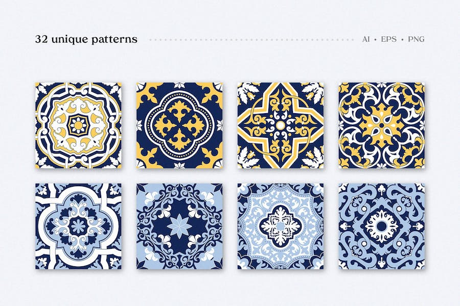 Moroccan Patterns and Ornaments - product preview 4