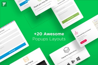 Thumbnail for MEGAPACK – Marketing HTML Landing Pages Pack