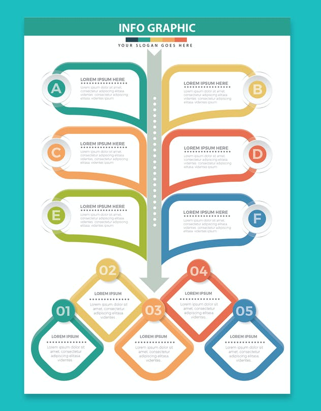 Infographics Element Design - product preview 5