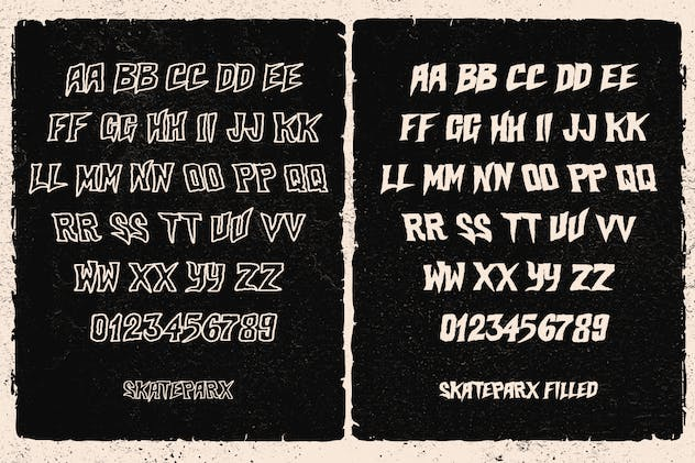 Skateparx - Typeface - product preview 2