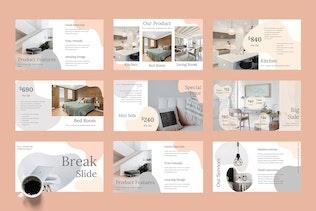 Barley - Furniture Powerpoint Presentation