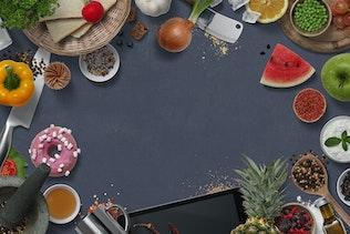 Thumbnail for Kitchen Mockup Scenes Vol.3