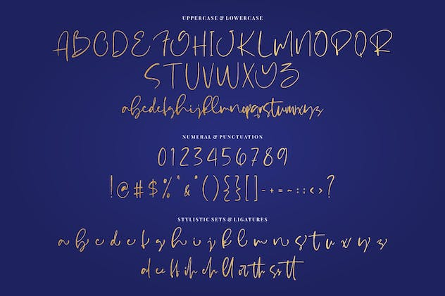 Yullietta - Modern Signature Font - product preview 6