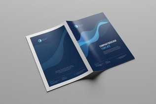 Thumbnail for Clean & Modern Multipurpose Brochure V2