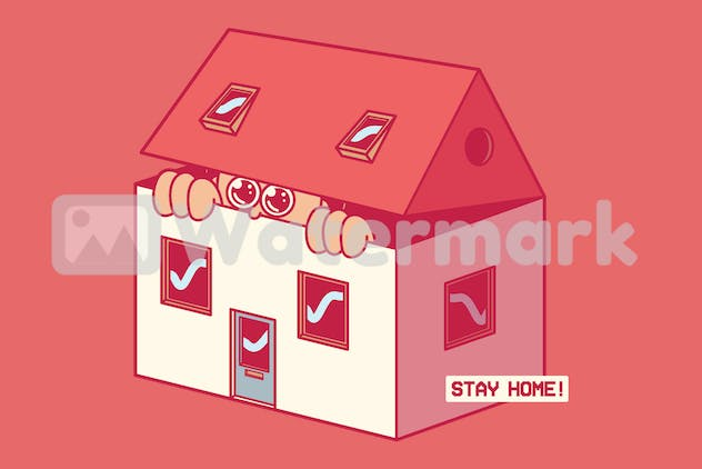 Stay Home - product preview 1