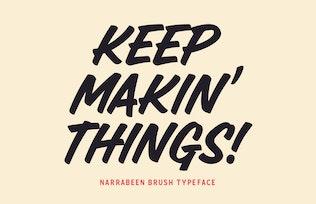 Thumbnail for Narrabeen Brush