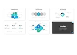 Thumbnail for Mideva - Google Slides Template