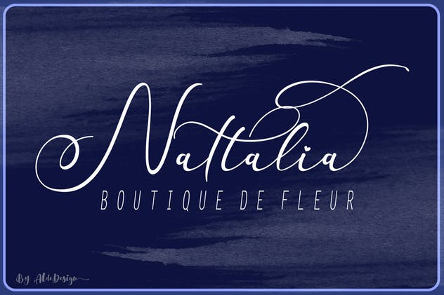 Fradilla - Modern Script Typeface - product preview 0